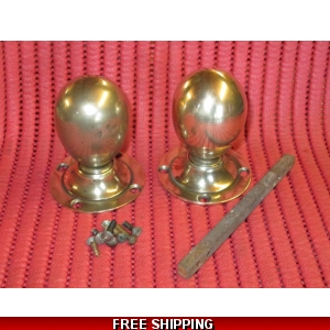 Pair of Original Brass ..