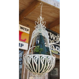 Large Ornate Hanging Ba..