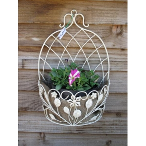 Wirework Wall Planter