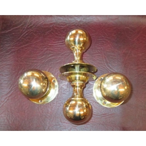 Ball Shaped Mortise Door Knobs