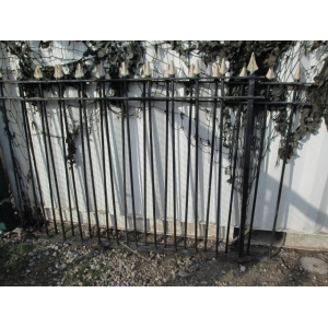 Spike Top Iron Railings