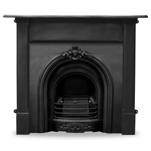 The Prince Cast Iron Arched Insert