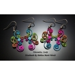 Dancing Dangle Earrings
