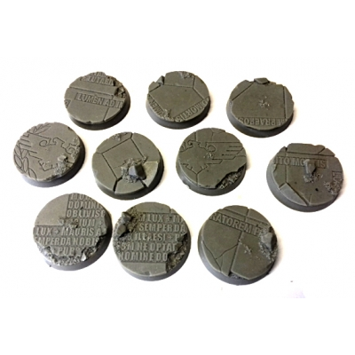 32mm Imperial Palace bases 10