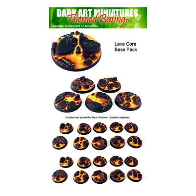 Lava core base pack