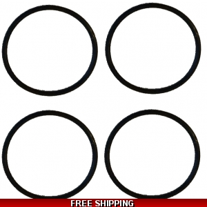Replacement O-rings for TPMS - set of 4