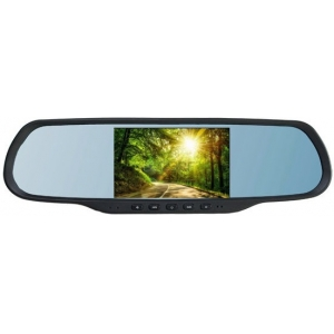 "5"" Mirror Monitor with Touch Screen, Dash Cam"