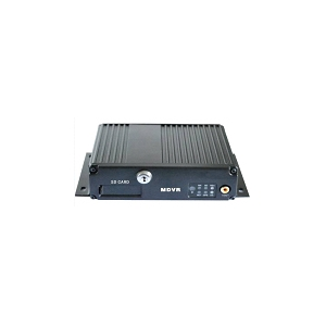 4 Channel DVR for Vehicle Camera Systems