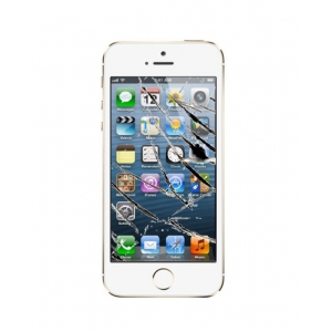 iPhone 5s Gold / Silver Screen Repair Bristol iPhone Repair