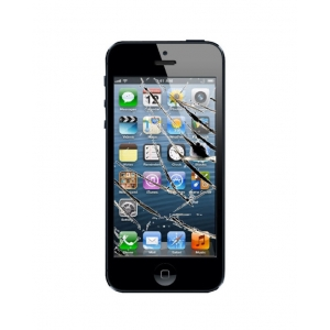 iPhone 5 LCD Screen Repair Black Bristol iPhone Repair