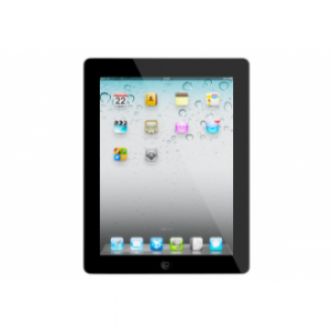 iPad 4 Black Outer Glass Digitizer Screen Repair Bristol iPad Repair