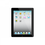 iPad Air 1 Black Outer Glass..