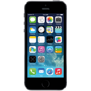 iPhone 5s LCD Screen Repair Black Chipping Sodbury iPhone Repair