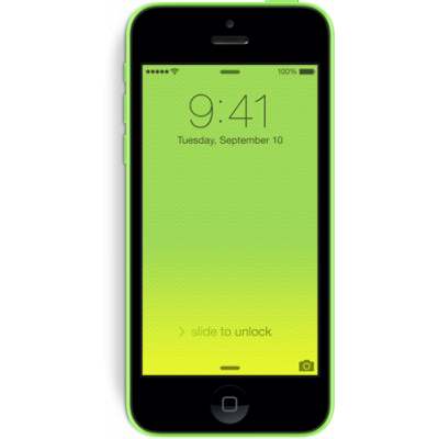 iPhone 5c LCD Screen Repair Black Yatton iPhone Repair