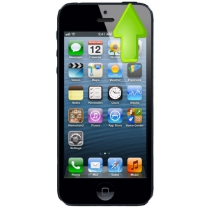 iPhone 5 Power button on off repair