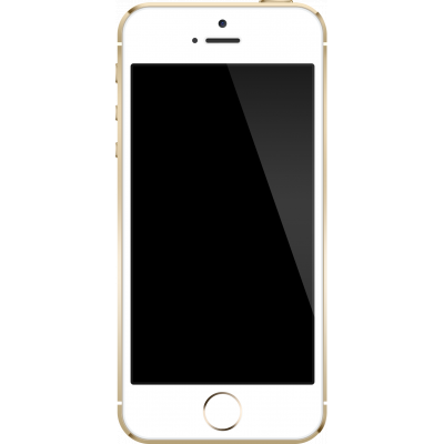 iPhone 5s LCD White Screen Repair Silver / Gold  Almondsbury iPhone Repair