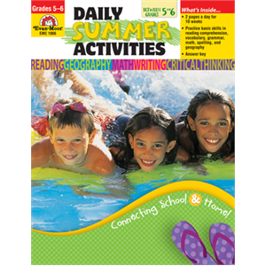 Daily Summer Activities: Mov..