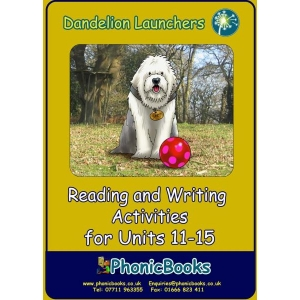 Dandelion Launchers Workbook..