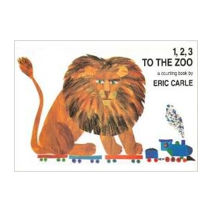 1,2,3 TO THE ZOO BOARD BOOK ..