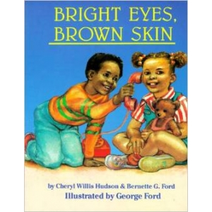 BRIGHT EYES, BROWN SKIN
