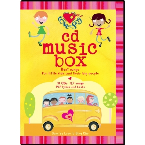 LOVE TO SING: CD MUSIC BOX S..