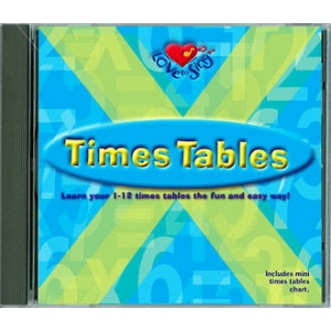 LOVE TO SING: TIMES TABLES A..