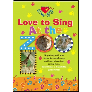 LOVE TO SING: AT THE ZOO DVD
