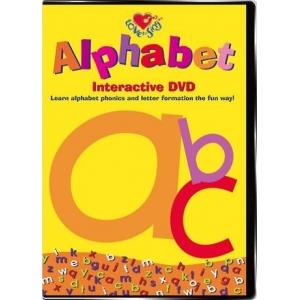 LOVE TO SING: ALPHABET DVD