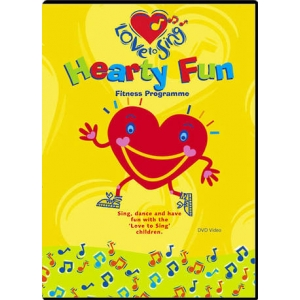 LOVE TO SING: HEARTY FUN FIT..