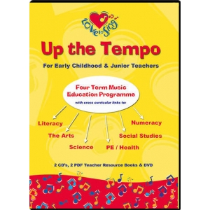 LOVE TO SING: UP THE TEMPO F..