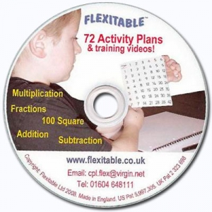 FLEXITABLE 72 ACTIVITY PLANS..