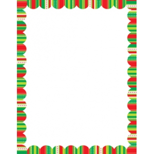 COMPUTER PAPER: HOLIDAY STRI..
