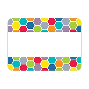 HexaFun Hexagons Labels