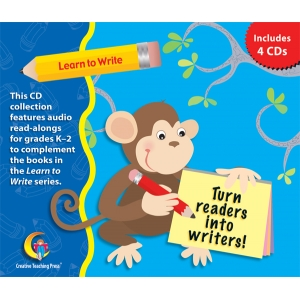 Learn to Write Read-Along CD..