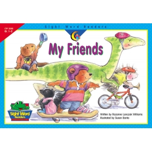 Sight Word Reader: My Friends