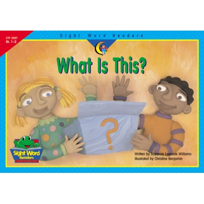 Sight Word Reader: What Is This