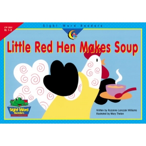 Sight Word Reader: Little Re..