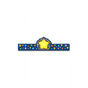 Rainbow Star Crowns Crowns