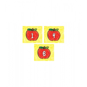 Apples: Kid-Drawn Calendar C..