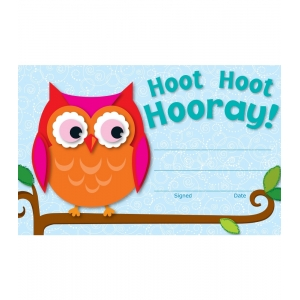 Hoot Hoot Hooray! Recognitio..