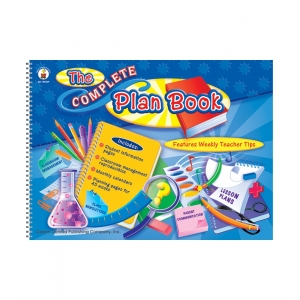 Complete Plan Book, The