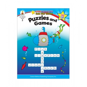 Puzzles and Games Workbook G..
