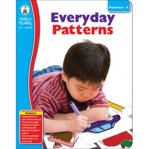 Everyday Patterns Book Gr. P..
