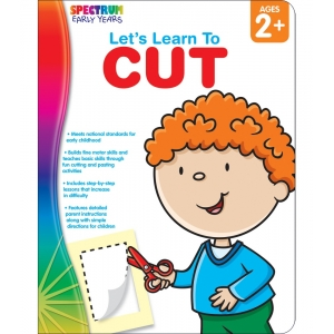 Let's Learn to Cut Ages 2+ B..