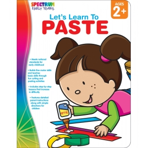 Let's Learn to Paste Ages 2+..