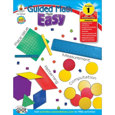 Guided Math Made Easy Gr. 1