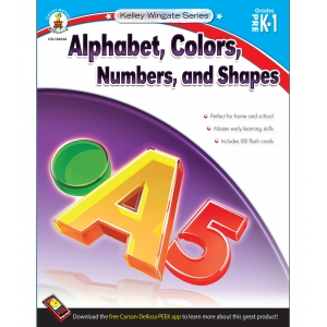 Alphabet, Colors, Numbers, a..