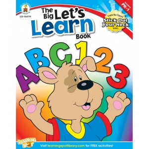 Big Let's Learn Book Gr. PK–..