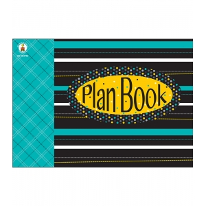 Black, White & Bold Plan Book