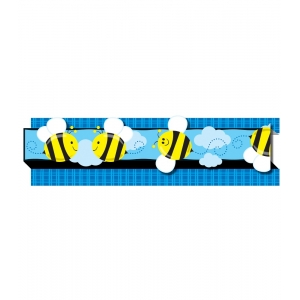 Bees Pop-Its® Border